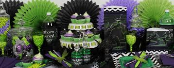 wicked themed events maleficent party ideas birthday party stuff