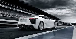 lexus sports car white philosophy of f lexus