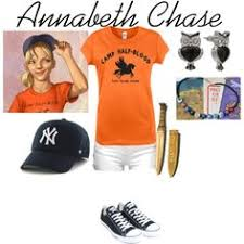 Percy Jackson Halloween Costumes Annabeth Chase Halloween Costume Costumes