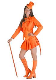 orange tuxedo costume costumes and halloween costumes