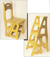 convertible step stool u0026 chair downloadable plan stool chair