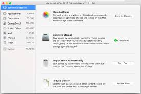 how to free up space on a mac make space on your mac hard drive