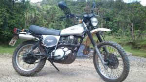bula from fiji yamaha xt500 tt500 forum