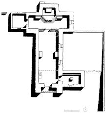 mission san jose floor plan of spanish new mexico