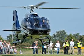 helicopter thrill for two