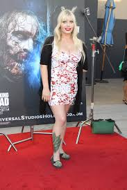 what to wear to halloween horror nights emma jacobs at the annual eyegore awards opening night of