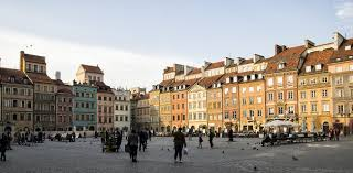 warsaw city in poland thousand wonders