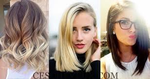 coupe de cheveux a la mode de cheveux femme mode