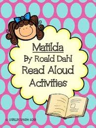 9 best matilda images on pinterest teaching ideas book