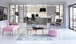 separation cuisine salon separation entre cuisine et salon get green design de maison