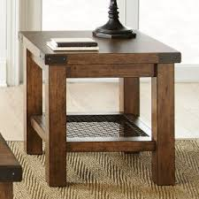 steve silver crowley end table steve silver co end tables side tables hayneedle