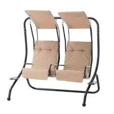 Swings Patio Steel Patio Swings Patio Chairs The Home Depot