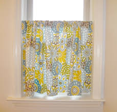 cafe curtains window treatment waverly buttons u0026 blooms pom