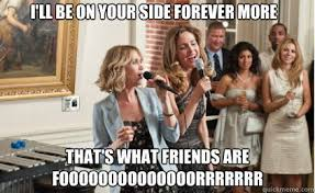 Bridesmaids Meme - college as told by bridesmaids