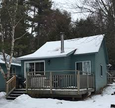superior two bedroom cottage u2013 the lake of bays lodge