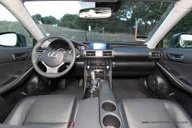 2007 Lexus Is250 Interior Review 2014 Lexus Is250 With The Truth About Cars