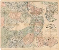 Boston Road Map by File 1865 Boston Railroads Map Jpg Wikimedia Commons