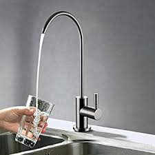 homeideas single handle water faucet filtered water