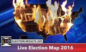 2016 Electoral Map Prediction Youtube by Super Deluxe Had The Best Electoral Map Of The Election Drawing