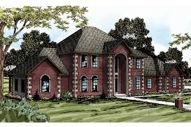 Chateauesque House Plans Classic House Plans Kersley 30 041 Associated Designs