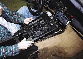 1989 Corvette Interior Corvette C4 Interior Upgrade Tech Articles Vette Magazine
