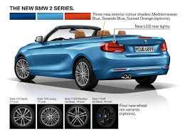 the new 2018 bmw 2 series coupe and convertible myautoworld com