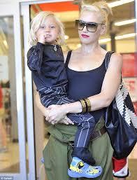 Dapper Halloween Costumes Forget Uniforms Gwen Stefani Takes Sons Shopping