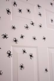 halloween magnetic spiders