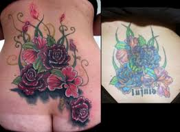 lower back cover up designs lower back coverup tattoos