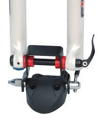 porta bici da auto adattatore downhill perno passante 15 20mm portabici tetto auto