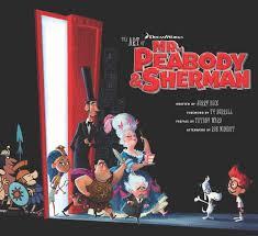 art book review art peabody u0026 sherman rotoscopers