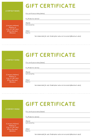 Gift Certificate Word Template Gift Certificate Template Sample Gift Certificate