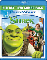 shrek two disc blu ray dvd combo only 9 99 shipped