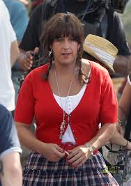 first look at adam sandler dressed up like a woman in jack and