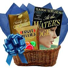book gift baskets sweet tooth bestseller book gift basket