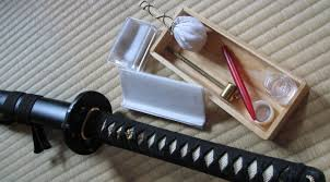 how to clean a japanese katana and saya dengarden