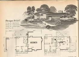 Antique House Plans Vintage House Plans Multi Level Homes Part 5 Antique Alter Ego