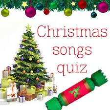 christmas songs quiz