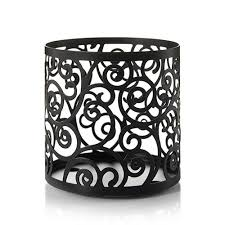 Yankee Candle Wall Sconce Scroll Collection Jar Candle Holder Yankee Candle