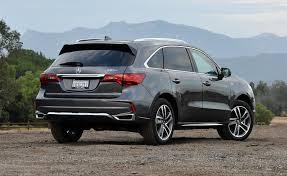 Acura Mcx The Spousal Report 2017 Acura Mdx Sport Hybrid Review Ny Daily News