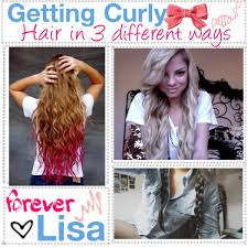 what would i look like with different hair getting curly hair in 3 different ways polyvore