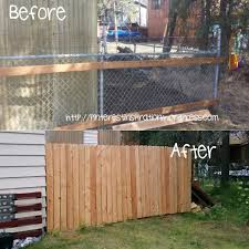 best 25 chain link fence privacy ideas on pinterest chain link