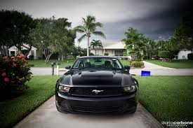 black mustang 2011 cool black v6 photo the mustang source ford mustang forums