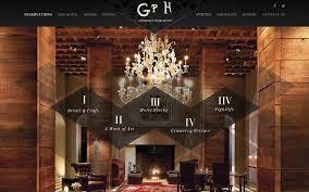hotel website design gramercy park hotel hotel websites web design