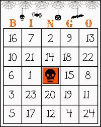 Halloween Printable Word Search Crafty In Crosby Free Printable Halloween Bingo Game