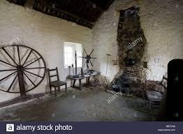 eighteenth century irish cottage interior the interior of a 18th