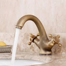 brass faucet kitchen antique brass faucet bathroom basin sink mixer kitchen taps