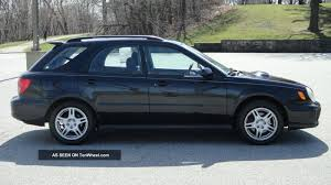 2003 subaru impreza 2 0 wrx sports wagon related infomation