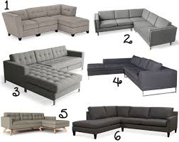 Tufted Sectional Sofa by 21 Tufted Modern Sectional Sofa Ideas The Scrap Shoppe