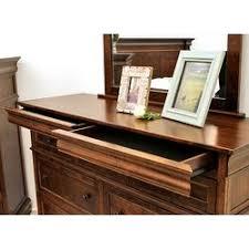 Dresser With Pull Out Desk Dressers U0026 Mirrors Dutch Craft Furniture